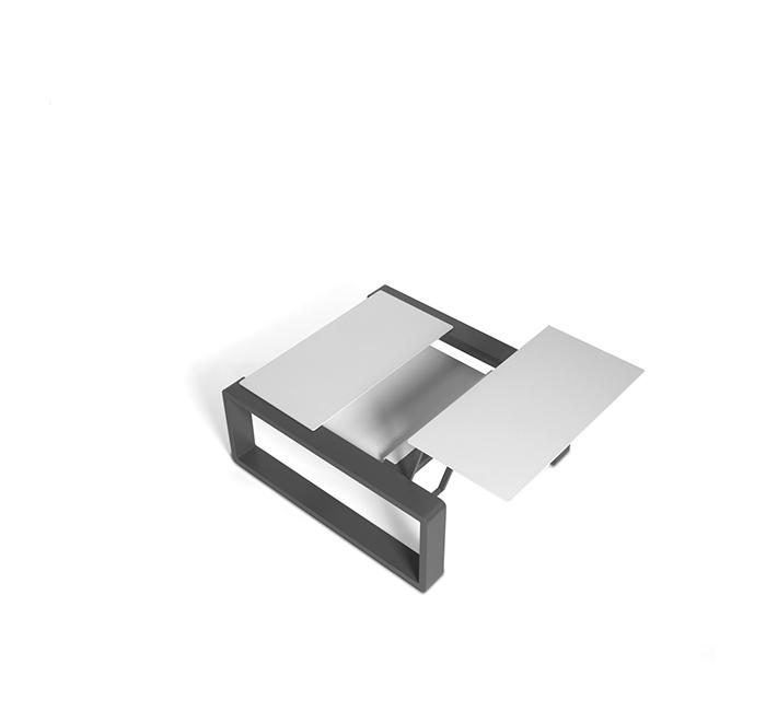 small modular table
