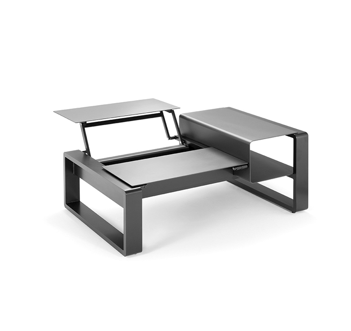 Duo modular table