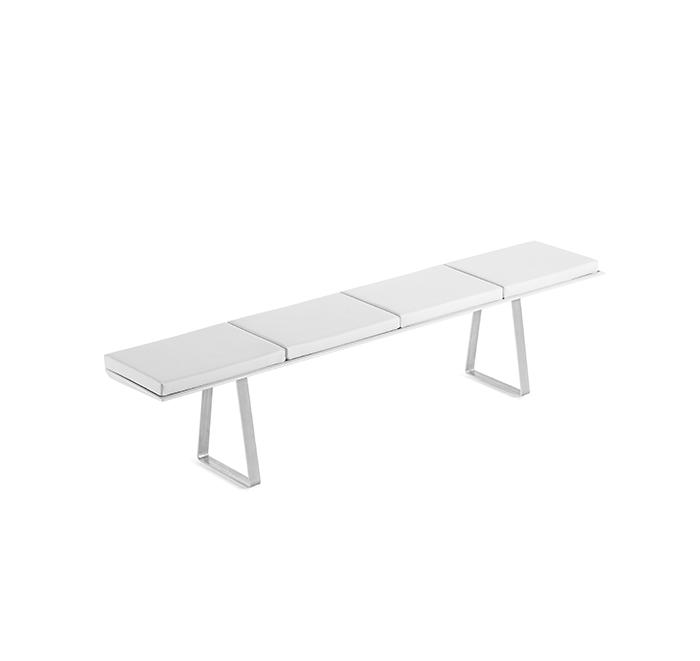 Extrados large bench