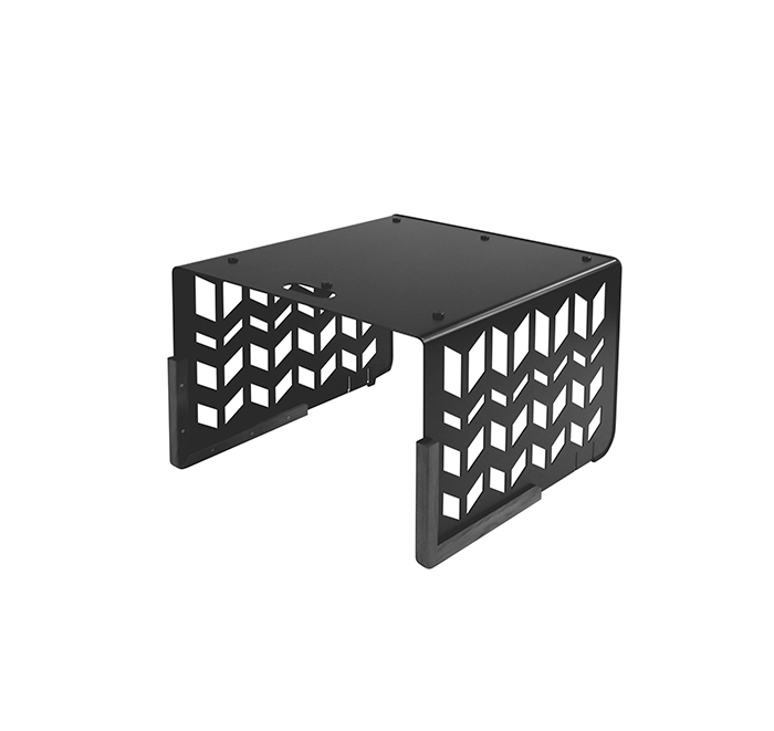 KUBE TABLE CHEVRONS