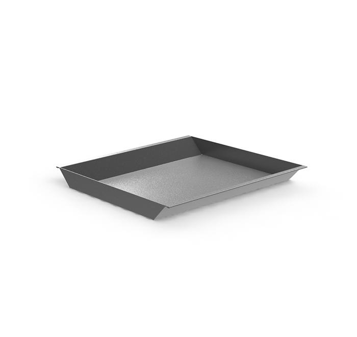 Extrados tray