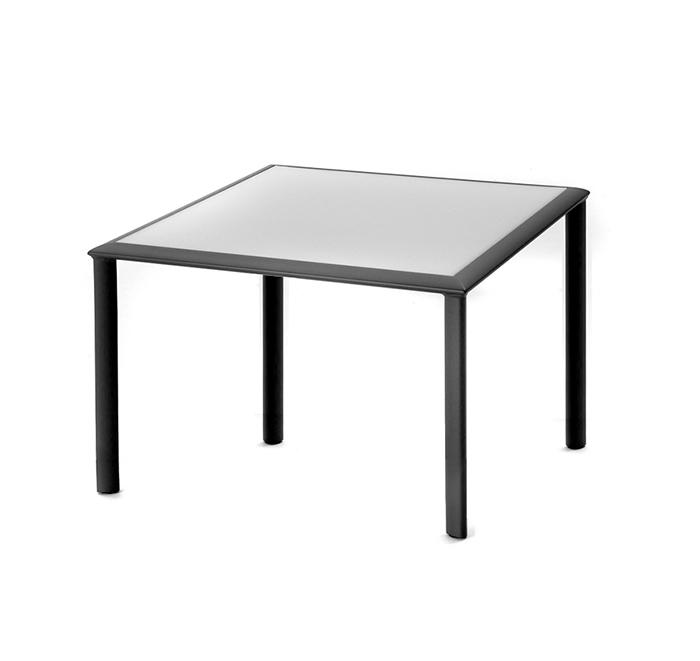 Premiere square side table