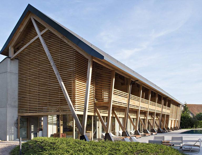 Hôtel des berges, Spa des Saules, Illhaeusern, France