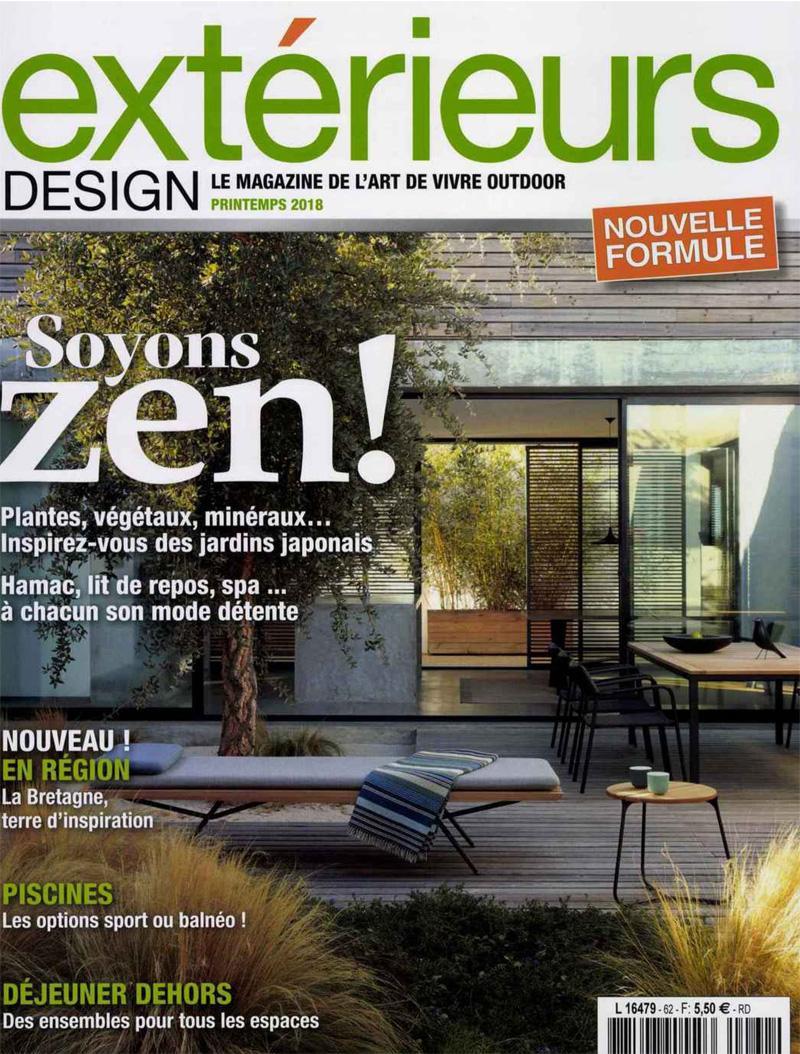 Lit Exterieur Design extérieur design spring 2018 - ego paris