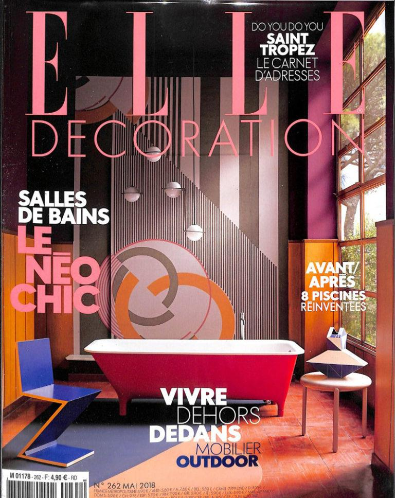 Elle décoration may 2018