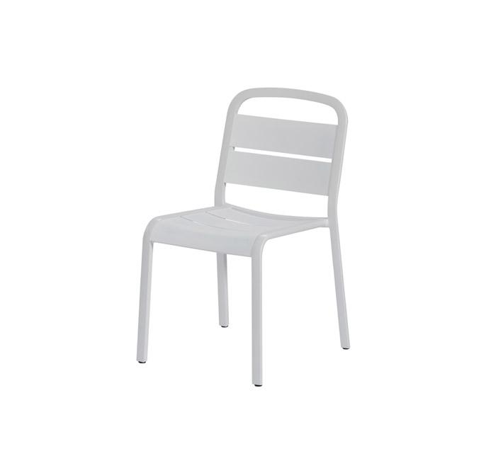 Marumi aluminum chair