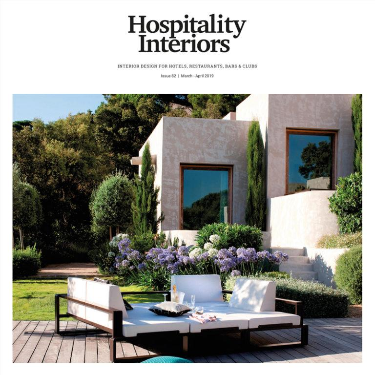 HOSPITALITY INTERIORS N°82 – MARCH / APRIL 2019