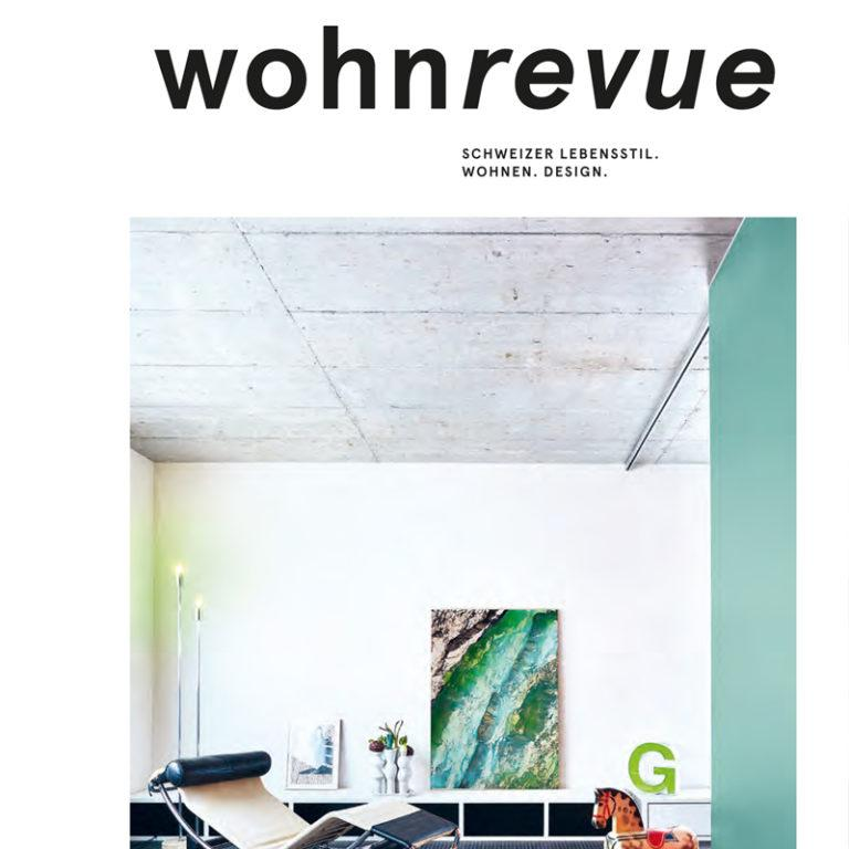 WOHNREVUE – APRIL 2019