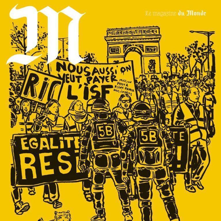 Le Monde – July 20, 2019