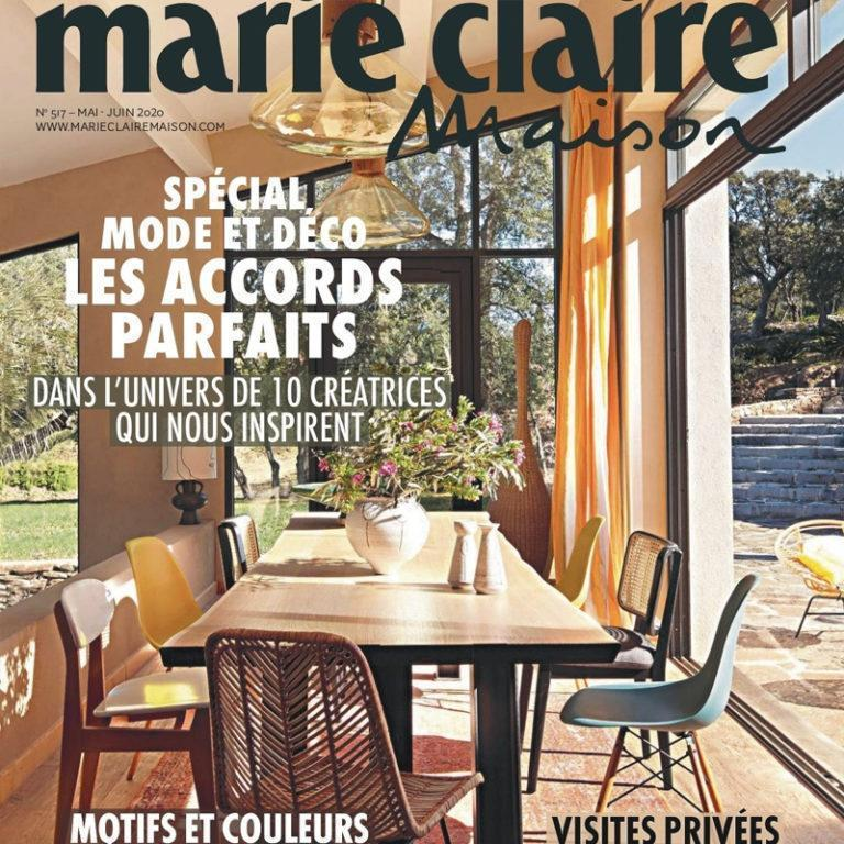 MARIE CLAIRE MAISON – MAY 2020