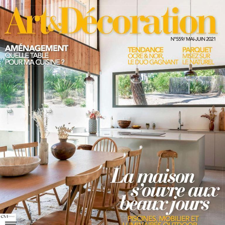 ART & DECORATION – MAY/JUNE 2021