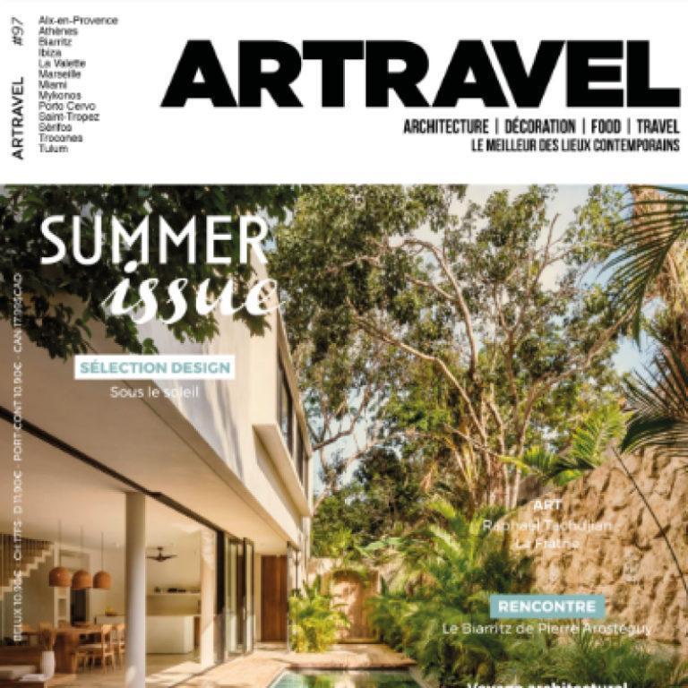 ARTRAVEL – JUNE/AUGUST 2021