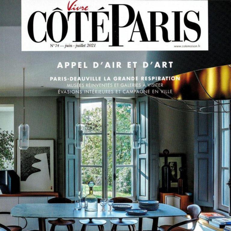 VIVRE CÔTÉ PARIS – JUNE/JULY 2021