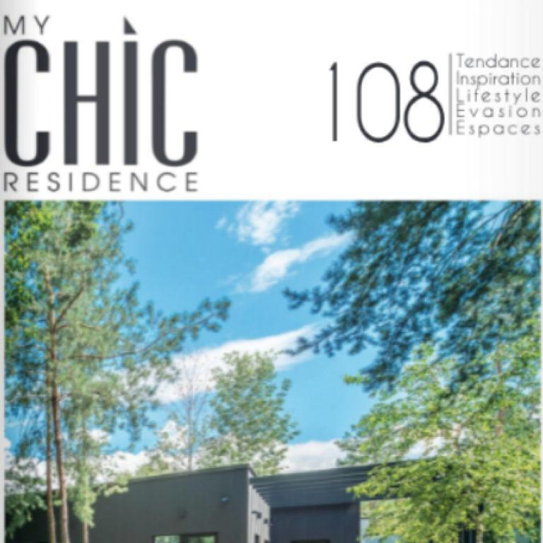 MY CHIC RESIDENCE – MAY/JUNE 2021